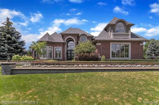 21127 Maybury Park Drive, Novi, MI 48167 (#2210076562) :: Duneske Real Estate Advisors