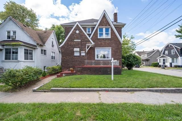 27610 W Outer Drive, Ecorse, MI 48229 (#2210076704) :: GK Real Estate Team
