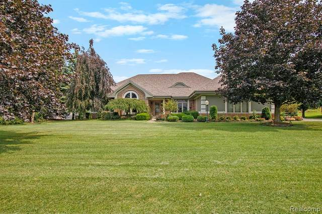 931 Dacea Court, White Lake Twp, MI 48386 (#2210076878) :: Real Estate For A CAUSE