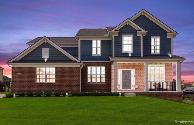 4216 Newgard Drive, Orion Twp, MI 48359 (#2210077025) :: GK Real Estate Team