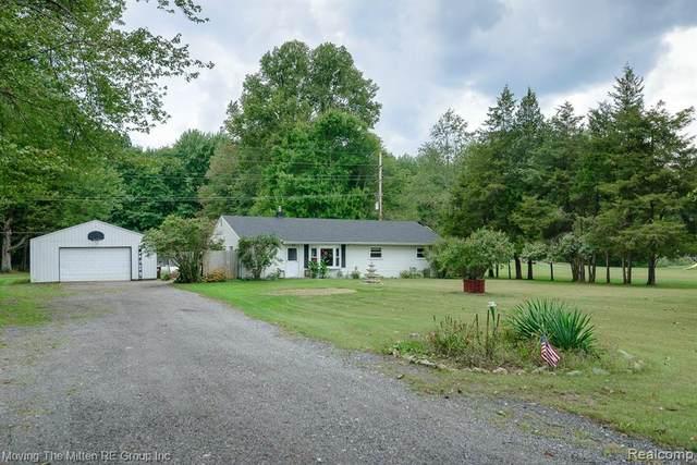 12956 Rawsonville Road, Augusta Twp, MI 48111 (#2210077206) :: The Vance Group   Keller Williams Domain