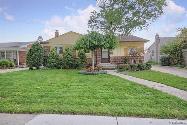 6150 N Charlesworth Street, Dearborn Heights, MI 48127 (#2210077277) :: GK Real Estate Team