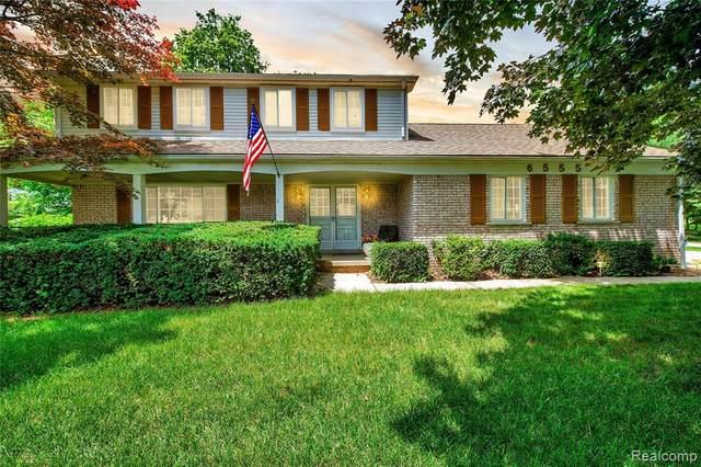 6555 Whispering Oaks, Washington Twp, MI 48094 (#2210077402) :: National Realty Centers, Inc