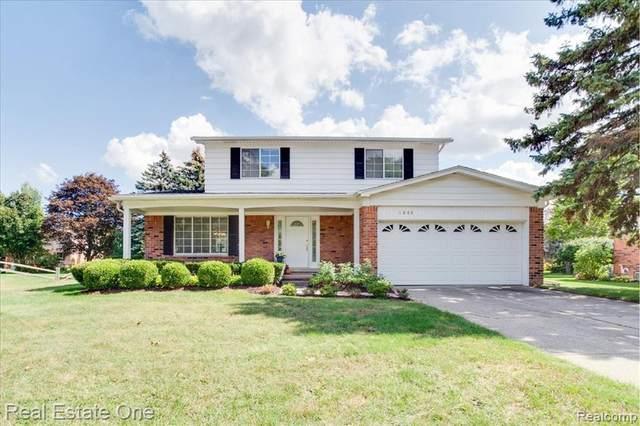 3546 Ardmore Drive, Troy, MI 48083 (#2210077555) :: GK Real Estate Team