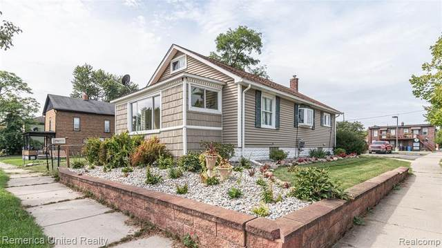 204 Mccarthy Street, Howell, MI 48843 (#2210077717) :: Real Estate For A CAUSE