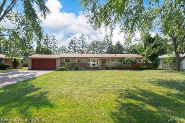 29495 Gilchrest Street, Farmington Hills, MI 48334 (#2210077937) :: The Vance Group | Keller Williams Domain