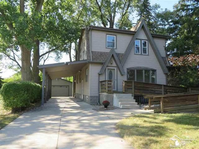 1141 Huber Dr., Monroe, MI 48162 (#57050055350) :: GK Real Estate Team