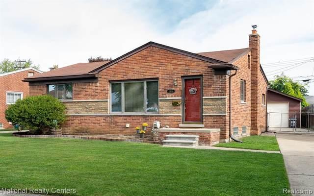 32638 Bertram Drive, Westland, MI 48185 (#2210078282) :: GK Real Estate Team