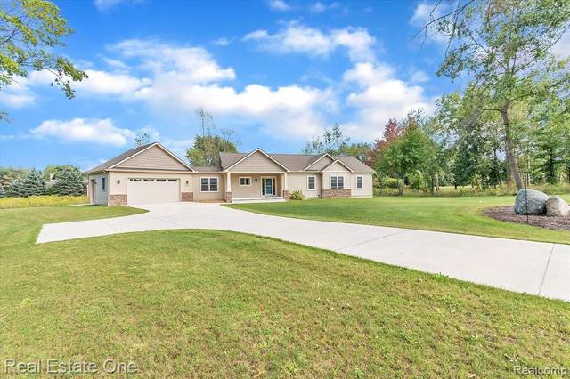2530 Tooley Road, Howell Twp, MI 48855 (#2210078305) :: Real Estate For A CAUSE