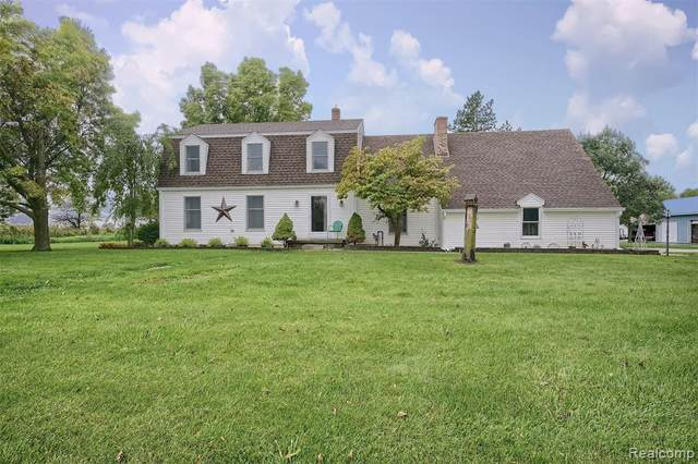 8388 S Gale Road S, Goodrich Vlg, MI 48438 (#2210078368) :: Real Estate For A CAUSE