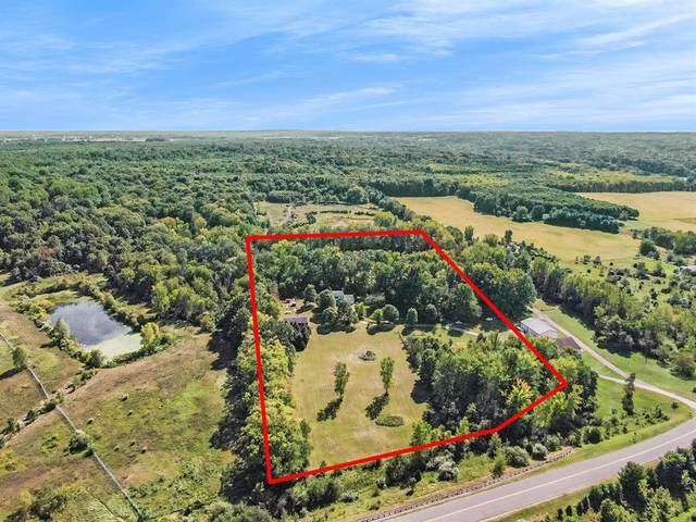 4270 Lake Chapin Road, Berrien Twp, MI 49103 (#69021106496) :: The Alex Nugent Team | Real Estate One