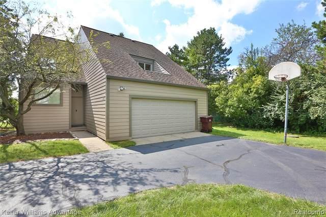 3715 Glazier Way, Ann Arbor, MI 48105 (#2210079225) :: National Realty Centers, Inc