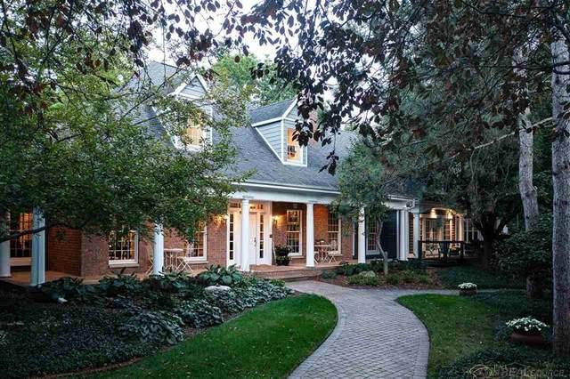 3424 S Ramshorn Drive, Dayton Twp, MI 49412 (#58050055650) :: The Vance Group   Keller Williams Domain