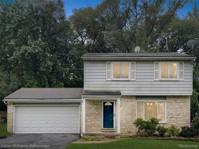 202 Linhart Street, Novi, MI 48377 (#2210079526) :: Duneske Real Estate Advisors