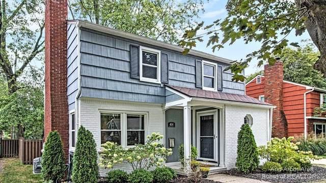 404 Mark Hannah Place, Ann Arbor, MI 48103 (#543284097) :: Alan Brown Group