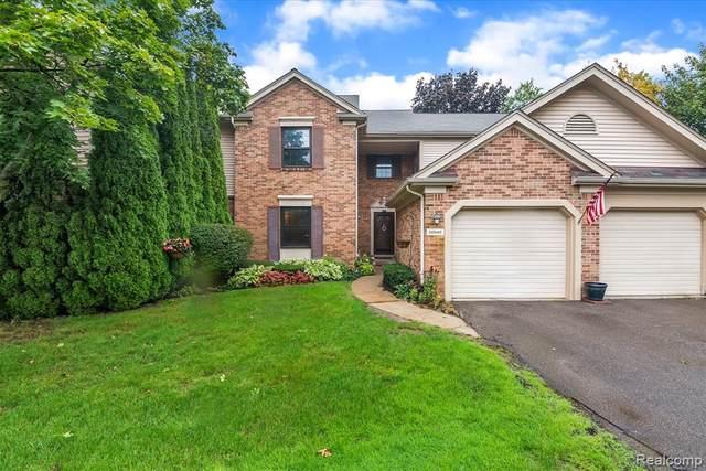 36944 Ridgedale Court #77, Farmington Hills, MI 48331 (#2210080739) :: Real Estate For A CAUSE