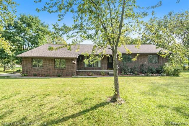6505 Torrey Road, Mundy Twp, MI 48507 (#2210081743) :: National Realty Centers, Inc
