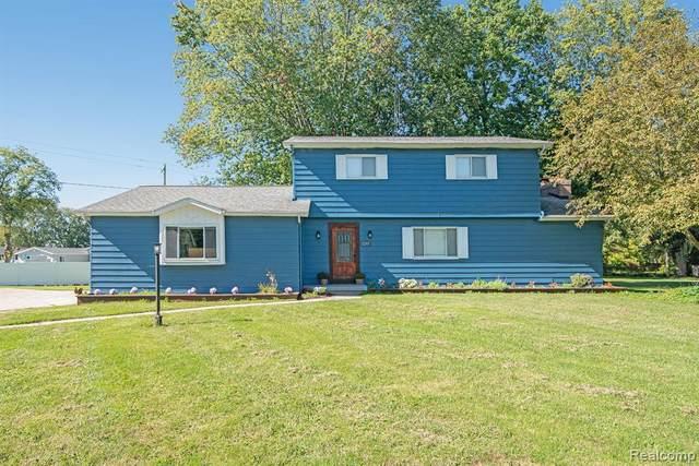 2267 Great Oak Circle, Davison, MI 48423 (#2210082094) :: Real Estate For A CAUSE