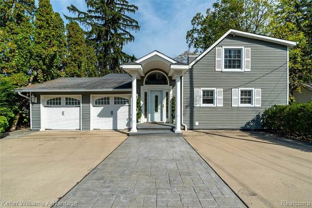 4967 Coshocton Drive, Waterford Twp, MI 48327 (#2210083026) :: GK Real Estate Team