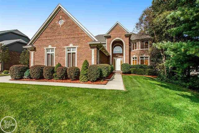 13029 Red Pine Lane, Shelby Twp, MI 48315 (#58050056906) :: National Realty Centers, Inc