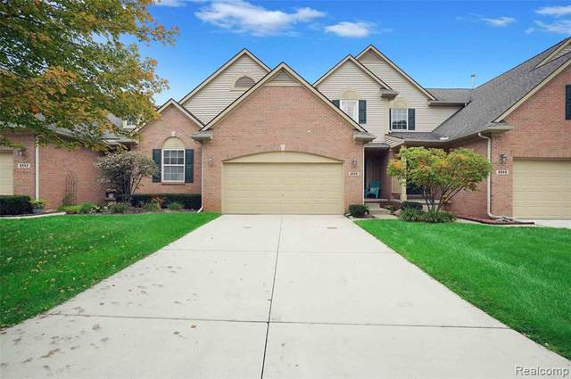 8046 Springdale Drive, White Lake Twp, MI 48386 (#2210083742) :: Real Estate For A CAUSE