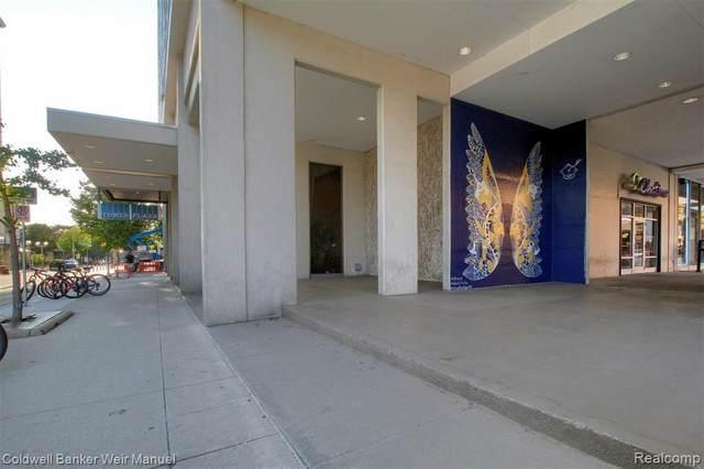 555 E William St Apt 17A, Ann Arbor, MI 48104 (#2210083788) :: Real Estate For A CAUSE