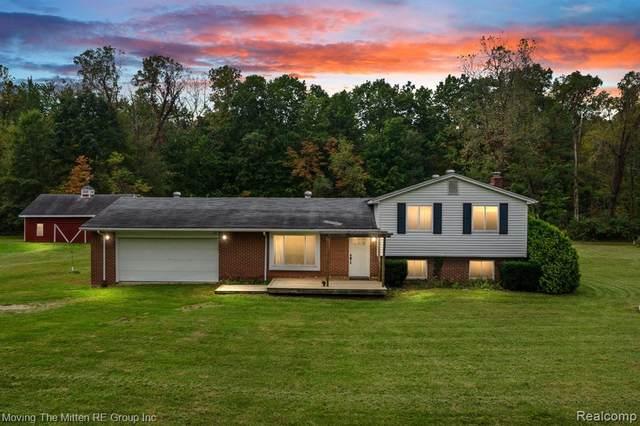 12280 Bunton Road, Augusta Twp, MI 48191 (#2210083794) :: The Alex Nugent Team | Real Estate One
