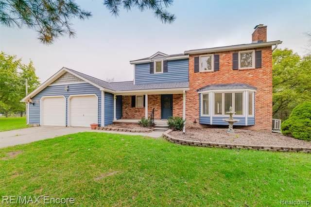 3660 Perryville Road, Groveland Twp, MI 48462 (#2210084204) :: Duneske Real Estate Advisors