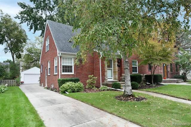 10735 Lasalle Boulevard, Huntington Woods, MI 48070 (#2210084367) :: RE/MAX Nexus