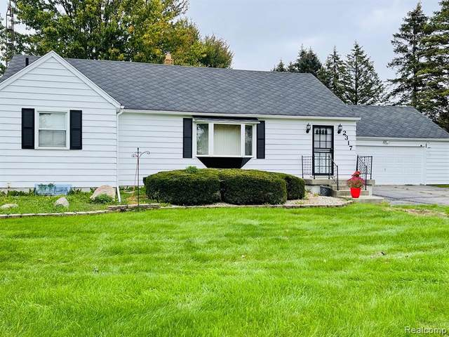 2317 S Elms Road, Flint Twp, MI 48473 (#2210084560) :: Real Estate For A CAUSE