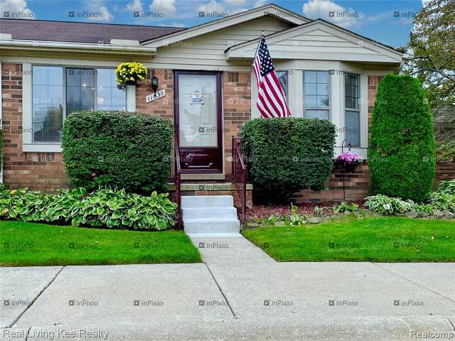11630 Lynhurst Drive, Washington Twp, MI 48094 (#2210084756) :: The BK Agency