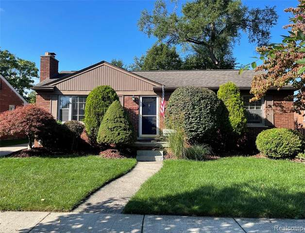 11421 Mayfield Street, Livonia, MI 48150 (#2210084894) :: National Realty Centers, Inc