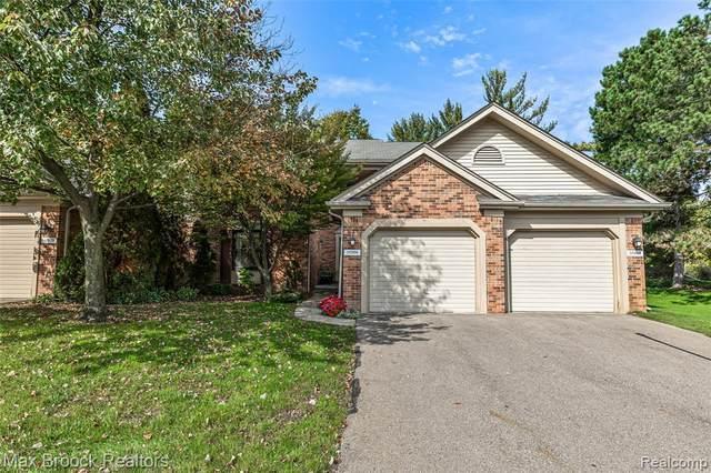 37064 Kirkshire Court #97, Farmington Hills, MI 48331 (#2210085027) :: Real Estate For A CAUSE