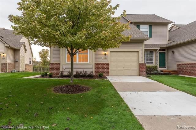 41897 Cantebury Drive, Novi, MI 48377 (#2210085118) :: Real Estate For A CAUSE