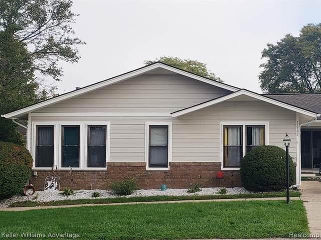 22732 Woolsey #249, Novi, MI 48375 (#2210085128) :: GK Real Estate Team