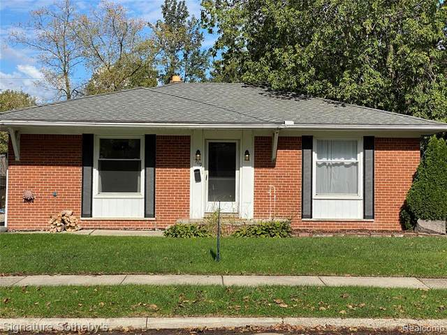 1509 Englewood Avenue, Royal Oak, MI 48073 (#2210085243) :: RE/MAX Nexus