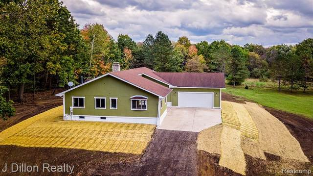 4372 Walsh Road, Webster Twp, MI 48189 (#2210085593) :: Real Estate For A CAUSE