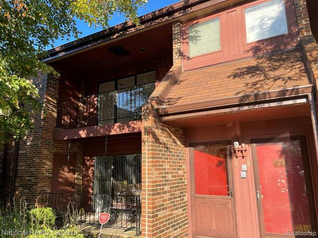 23680 N Village House Dr 5B, Southfield, MI 48033 (#2210085723) :: Real Estate For A CAUSE