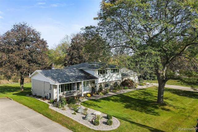 693 Tanview Drive, Oxford Twp, MI 48371 (#2210085991) :: GK Real Estate Team