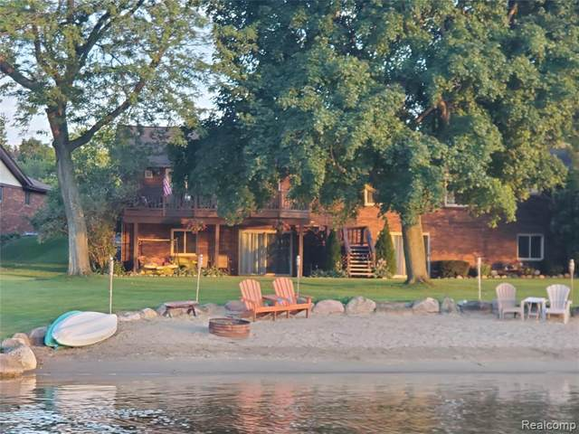 1532 Harwood Drive, Oxford Twp, MI 48371 (#2210086084) :: GK Real Estate Team
