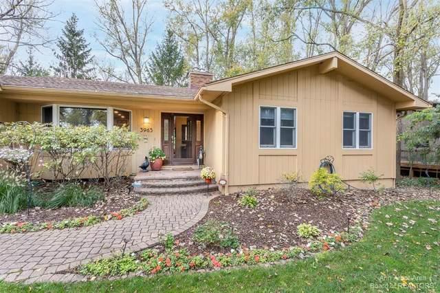 3965 E Loch Alpine Drive, Scio Twp, MI 48103 (#543284481) :: Duneske Real Estate Advisors
