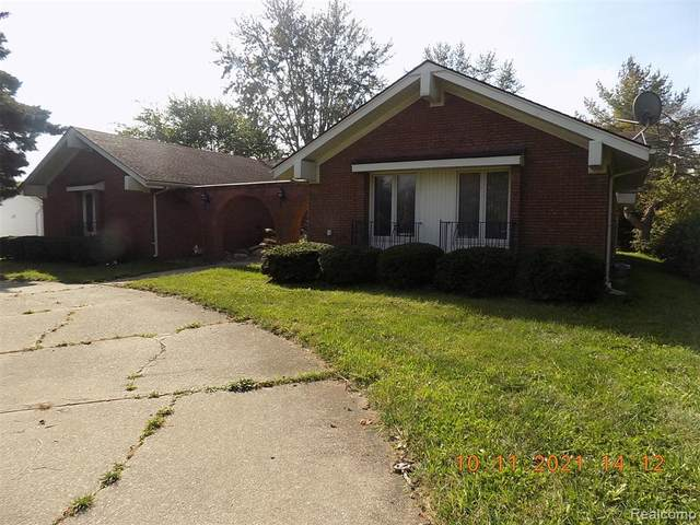 41861 Dequindre Road, Troy, MI 48085 (#2210086365) :: Robert E Smith Realty