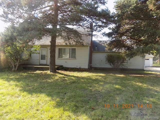 41845 Dequindre Road, Troy, MI 48085 (#2210086400) :: Robert E Smith Realty