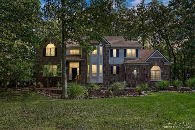 3692 Briarlee Way, Scio Twp, MI 48103 (#543284121) :: Duneske Real Estate Advisors