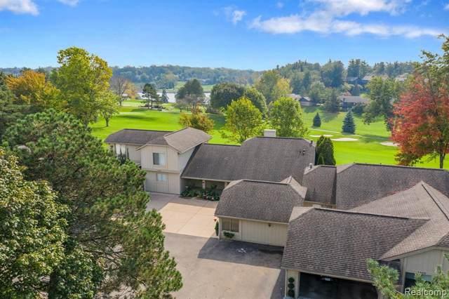 1807 Golf Ridge Drive, Bloomfield Twp, MI 48302 (#2210086531) :: BestMichiganHouses.com