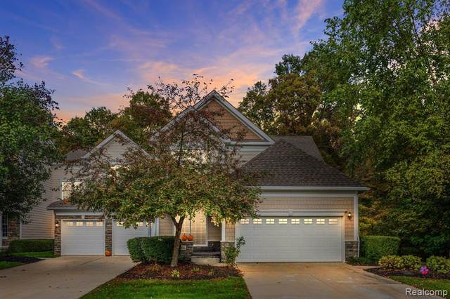 24934 Reeds Pointe Drive, Novi, MI 48374 (#2210086534) :: GK Real Estate Team
