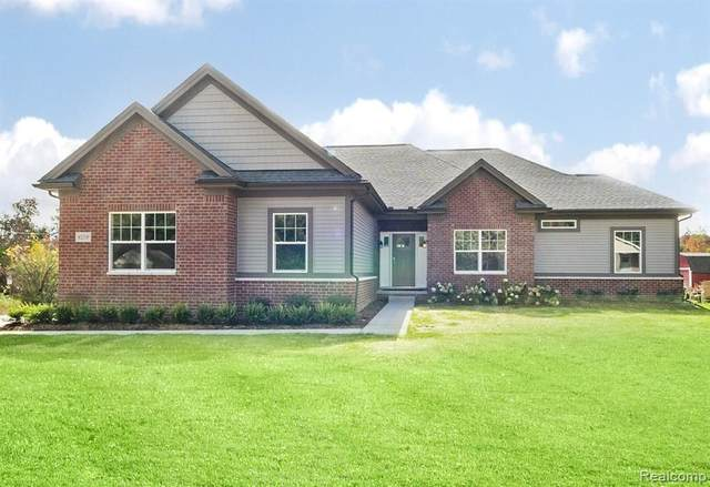 5142 Crandall Road, Howell Twp, MI 48855 (#2210086923) :: Real Estate For A CAUSE