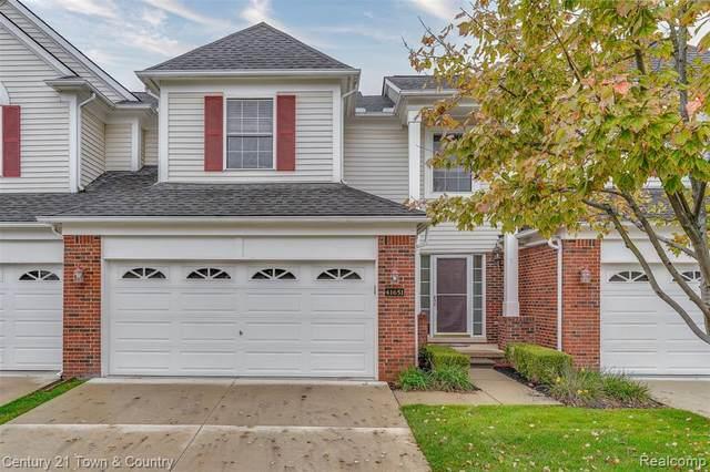 41651 Mitchell Road, Novi, MI 48377 (#2210086970) :: GK Real Estate Team