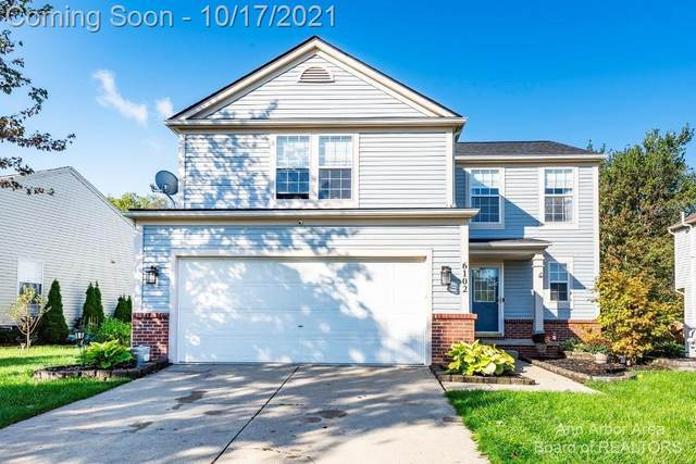 6102 Mapleview Lane, Ypsilanti, MI 48197 (#543284489) :: National Realty Centers, Inc