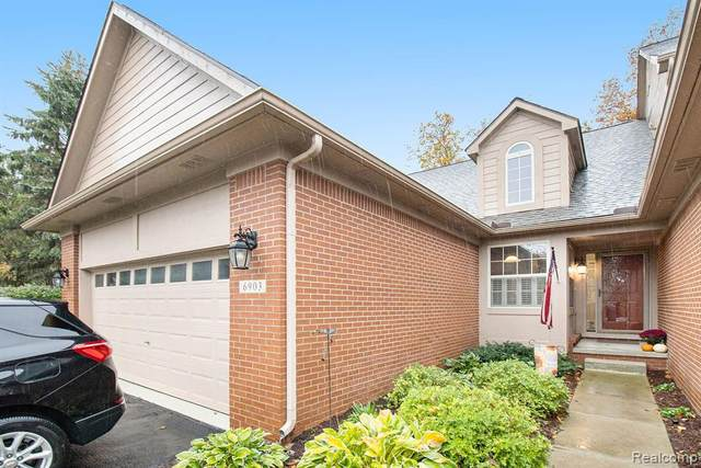 6903 Stonewood Place Drive, Independence Twp, MI 48346 (#2210087759) :: Real Estate For A CAUSE